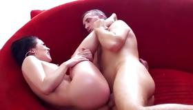 Marvelous slut is getting her cruelly poked